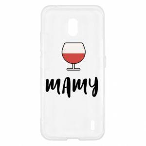 Etui na Nokia 2.2 Mama i wino