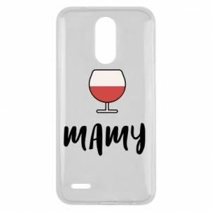 Etui na Lg K10 2017 Mama i wino