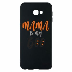 Phone case for Samsung J4 Plus 2018 Mama is my boo