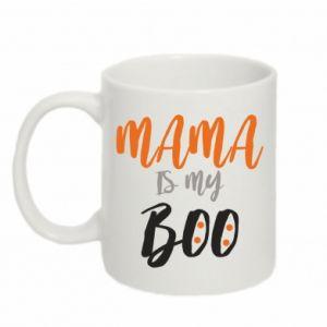 Mug 330ml Mama is my boo - PrintSalon