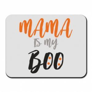 Mouse pad Mama is my boo - PrintSalon