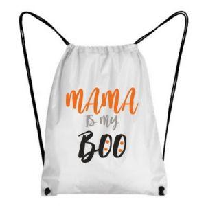 Backpack-bag Mama is my boo