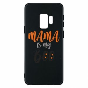 Phone case for Samsung S9 Mama is my boo