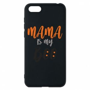 Phone case for Huawei Y5 2018 Mama is my boo - PrintSalon