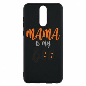 Phone case for Huawei Mate 10 Lite Mama is my boo - PrintSalon