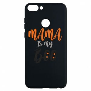Phone case for Huawei P Smart Mama is my boo