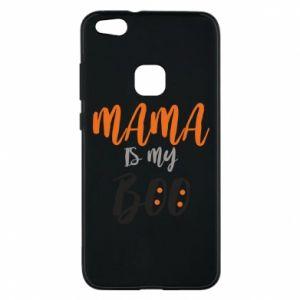 Phone case for Huawei P10 Lite Mama is my boo - PrintSalon