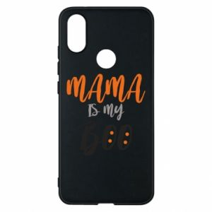 Etui na Xiaomi Mi A2 Mama is my boo