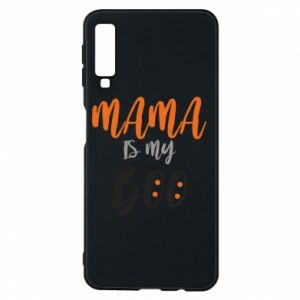 Phone case for Samsung A7 2018 Mama is my boo