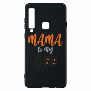 Phone case for Samsung A9 2018 Mama is my boo - PrintSalon