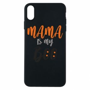 Phone case for iPhone Xs Max Mama is my boo