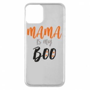 Phone case for iPhone 11 Mama is my boo