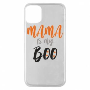Phone case for iPhone 11 Pro Mama is my boo