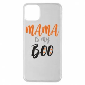 Phone case for iPhone 11 Pro Max Mama is my boo