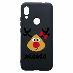 Etui na Xiaomi Redmi 7 Mama jeleń