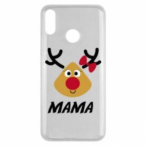 Etui na Huawei Y9 2019 Mama jeleń