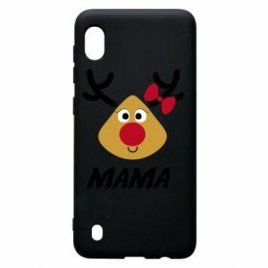 Etui na Samsung A10 Mama jeleń