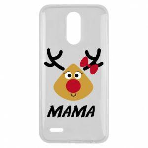 Etui na Lg K10 2017 Mama jeleń