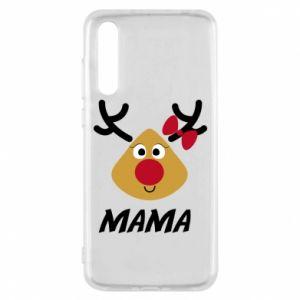 Etui na Huawei P20 Pro Mama jeleń
