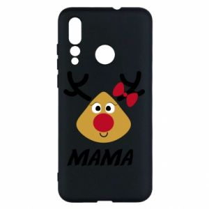 Etui na Huawei Nova 4 Mama jeleń