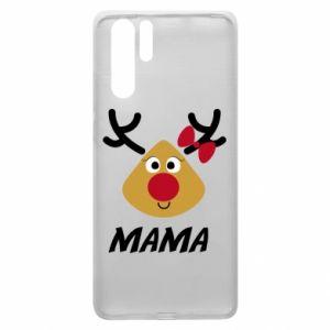 Etui na Huawei P30 Pro Mama jeleń