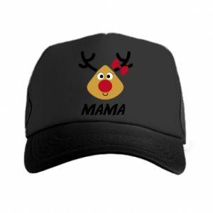 Czapka trucker Mama jeleń