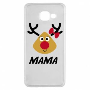 Etui na Samsung A3 2016 Mama jeleń