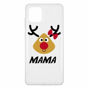 Etui na Samsung Note 10 Lite Mama jeleń
