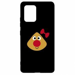 Etui na Samsung S10 Lite Mama jeleń