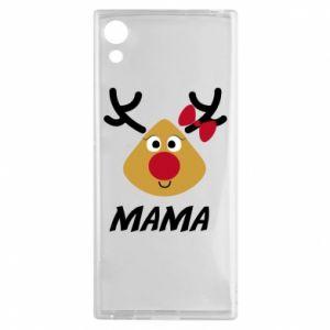 Etui na Sony Xperia XA1 Mama jeleń