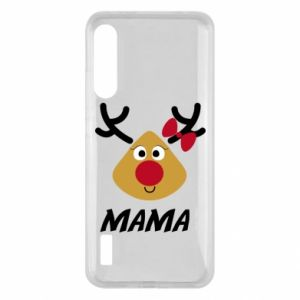 Etui na Xiaomi Mi A3 Mama jeleń