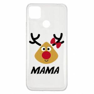 Xiaomi Redmi 9c Case Mother deer