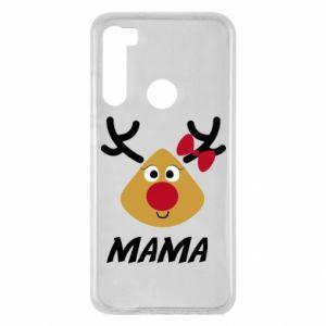 Etui na Xiaomi Redmi Note 8 Mama jeleń