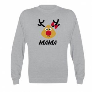 Bluza dziecięca Mama jeleń