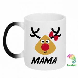 Kubek-magiczny Mama jeleń