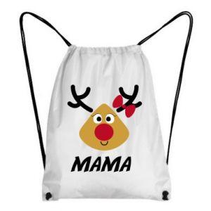 Plecak-worek Mama jeleń