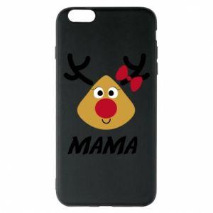 Etui na iPhone 6 Plus/6S Plus Mama jeleń