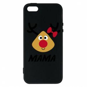 Etui na iPhone 5/5S/SE Mama jeleń