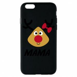 Etui na iPhone 6/6S Mama jeleń