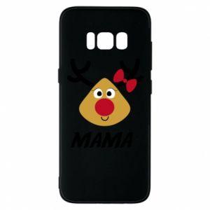 Etui na Samsung S8 Mama jeleń