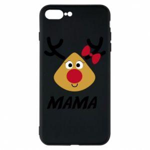 Etui na iPhone 8 Plus Mama jeleń
