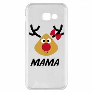 Etui na Samsung A5 2017 Mama jeleń
