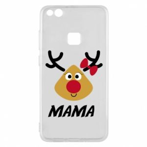 Etui na Huawei P10 Lite Mama jeleń