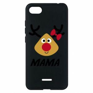 Etui na Xiaomi Redmi 6A Mama jeleń