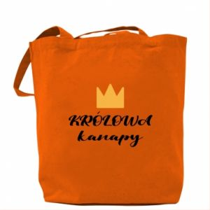 Bag The queen of the couch - PrintSalon