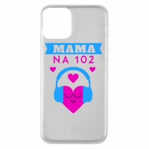 iPhone 11 Case Mom on 102