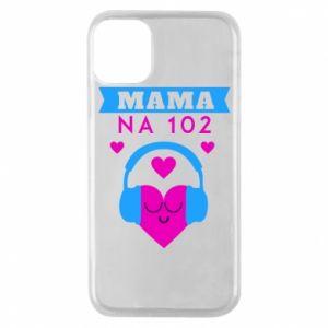 iPhone 11 Pro Case Mom on 102