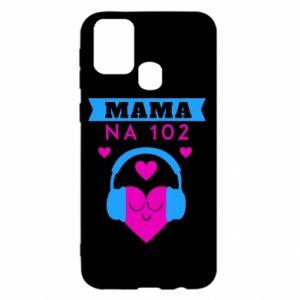 Samsung M31 Case Mom on 102