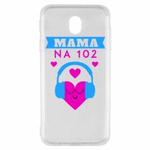 Samsung J7 2017 Case Mom on 102