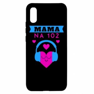 Xiaomi Redmi 9a Case Mom on 102